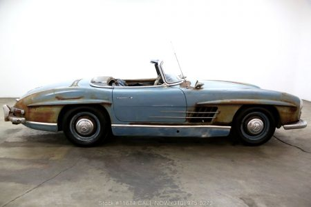 Mercedes-Benz 300 SL Roadster (8)