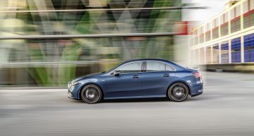 Mercedes-Benz sales – Still number one in the premium car segment