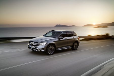 Mercedes-Benz Sales GLC