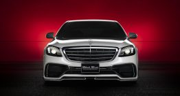 Mercedes-Benz S-Class tuned by Wald – What about style?