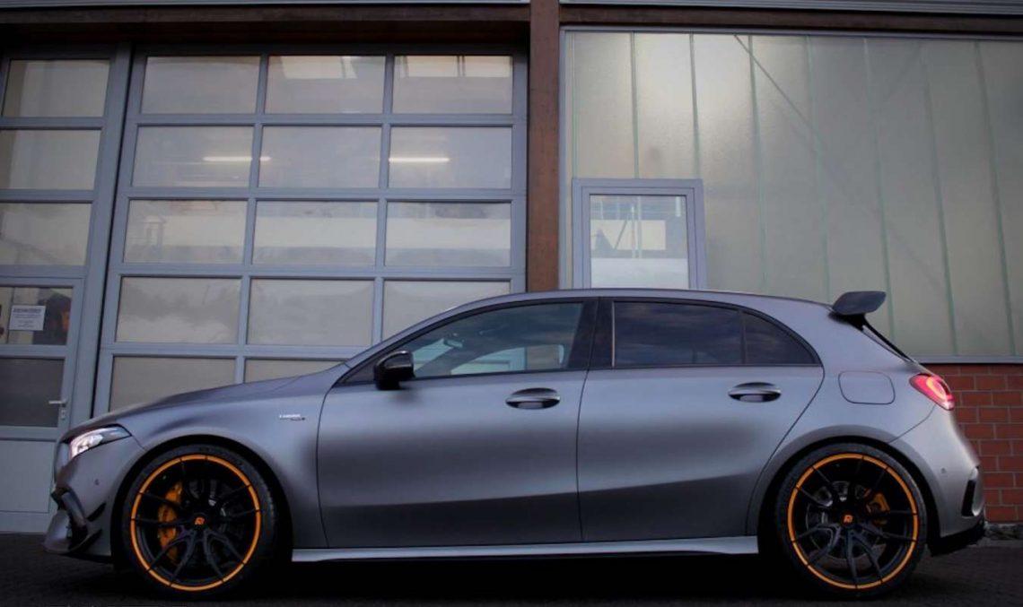 Mercedes-AMG A 45 by Renntech gets 600 hp, as much as a McLaren