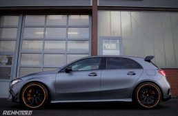 Mercedes-AMG A 45 by Renntech gets 600 hp, as much as a McLaren