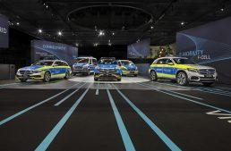 Mercedes-Benz shows emergency vehicles portofolio
