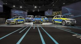 Mercedes-Benz shows emergency vehicles portofolio
