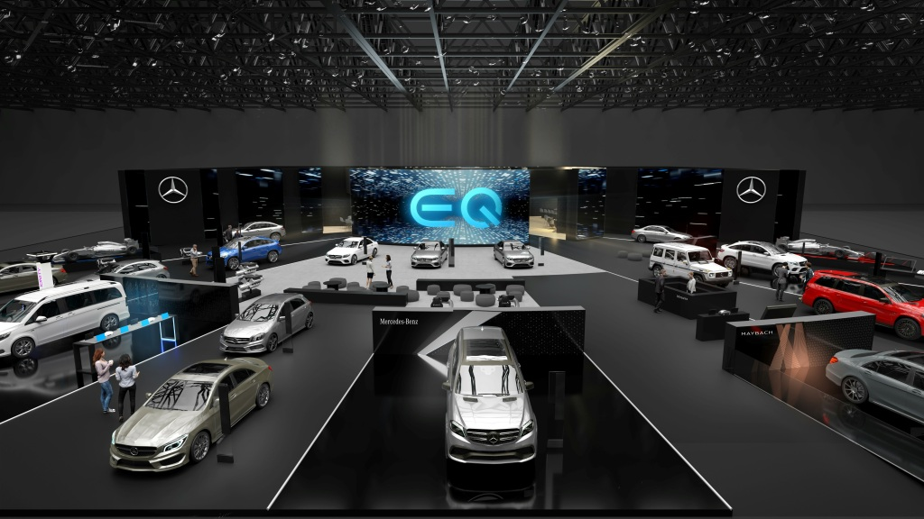 Mercedes-Benz at the 2020 Geneva Motor Show – The complete list of the premieres