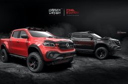 Carlex Design says goodbye to the outgoing Mercedes-Benz X-Class