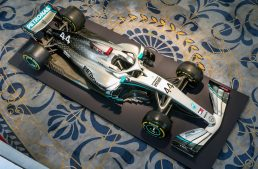 Mercedes-AMG Petronas Formula One Team reveals new main sponsorship