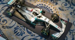 Mercedes-AMG Petronas Formula One Team reveals new main sponsorship