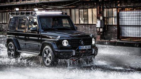 Mercedes-Benz G-Class Brabus Invicto (8)
