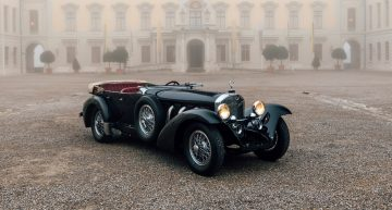 1929 Mercedes-Benz 710 SS 27/140/200hp Sport Tourer could fetch up to $9 million at an auction