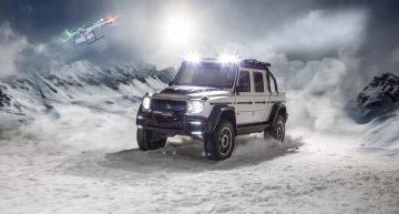 BRABUS 800 Adventure XLP – Ride with the invincible