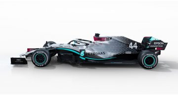 Mercedes-AMG F1 W11 EQ: Silver Arrows presents its Formula 1 2020 car