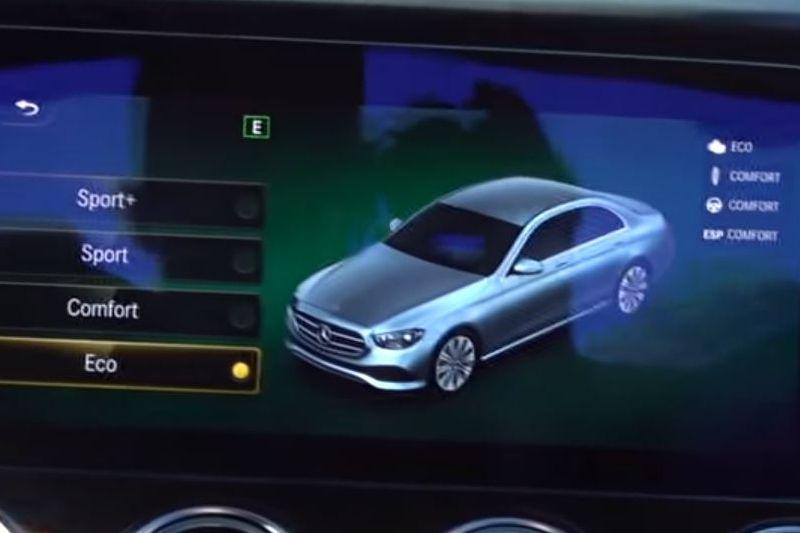 2020 Mercedes E-Class reveals front end design in new leak
