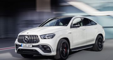GENEVA 2020: Mercedes-AMG GLE 63 and 63 S 4Matic+ Coupe go official
