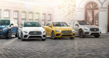 Why not now? Mercedes-Benz USA starts the spring campaign and sells four models for $37,000