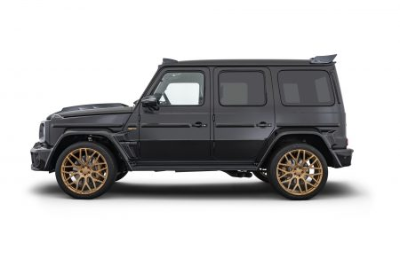 Brabus 800 Black and Gold Edition Mercedes-AMG G 63 (1)