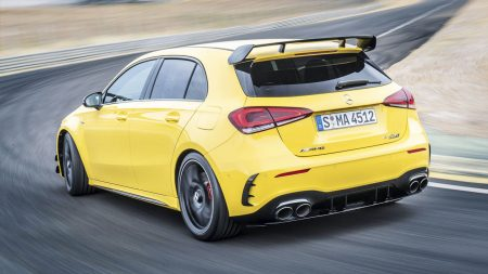 Mercedes-AMG A 45 S 4MATIC+ (7)