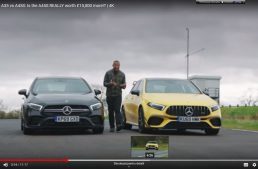 Is the Mercedes-AMG A45 S really worth 15,000 euro more than the A35?