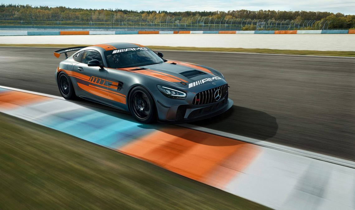 The new Mercedes-AMG GT4 – What is different?
