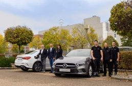 Mercedes-Benz A-Class Plug-In Hybrid enters series production at the Rastatt plant