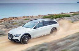 The new Mercedes-Benz E-Class All-Terrain facelift – 10 things you need to know
