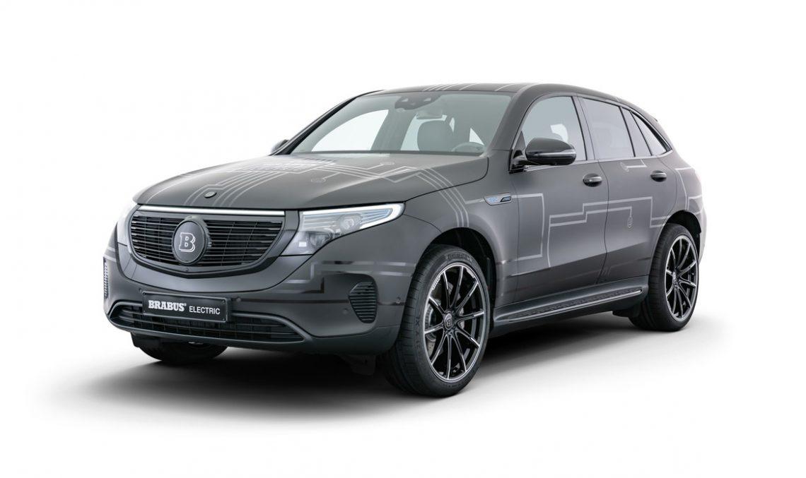 Mercedes-Benz EQC Brabus E-PowerXtra