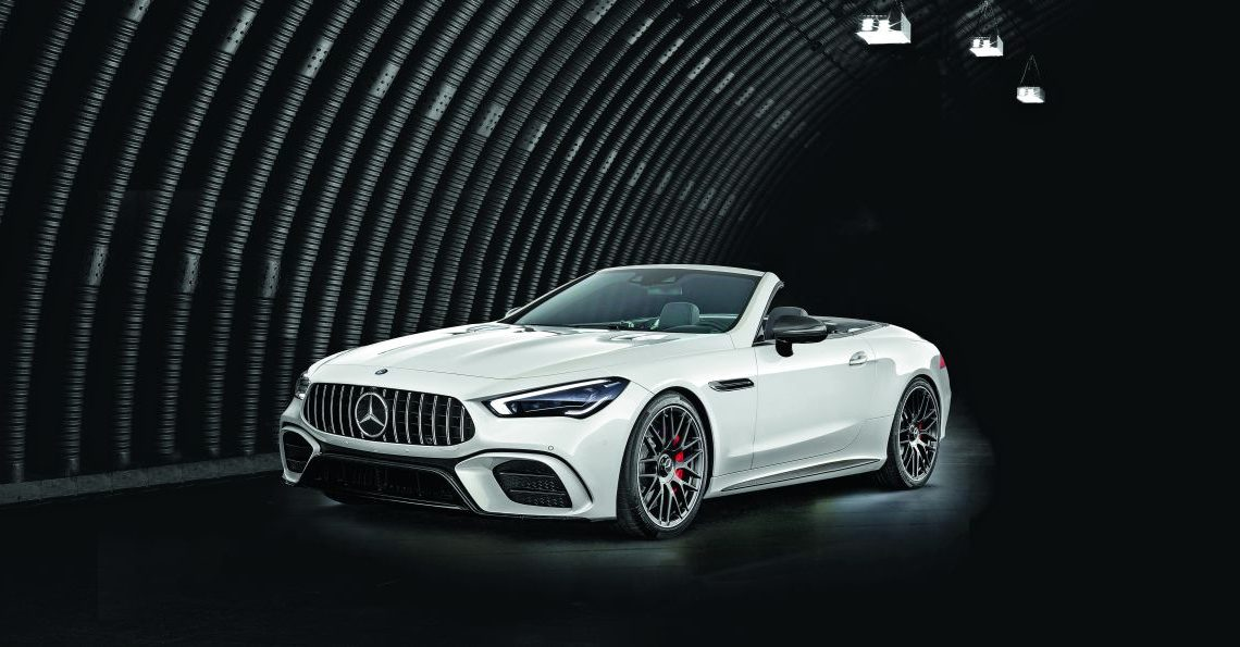 The next 2021 Mercedes-Benz SL will be developed by AMG
