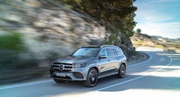 Test drive Mercedes-Benz GLS 400d 4Matic: All inclusive