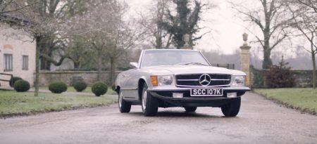 electric Mercedes-Benz SL (1)