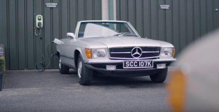 electric Mercedes-Benz SL (2)