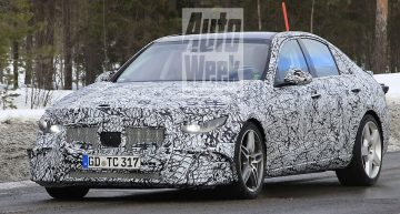 Next-gen Mercedes-AMG C 53 will get new 2.0-liter turbo engine – First spy pics