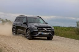 Test drive Mercedes-Benz GLS 400 d 4Matic: All inclusive
