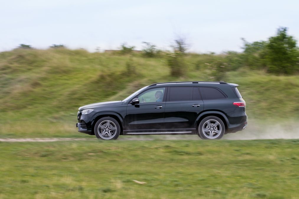 test Mercedes-Benz GLS 400 d 4Matic 2020
