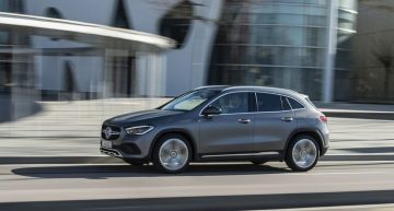 2020 Mercedes GLA first test: Aim higher