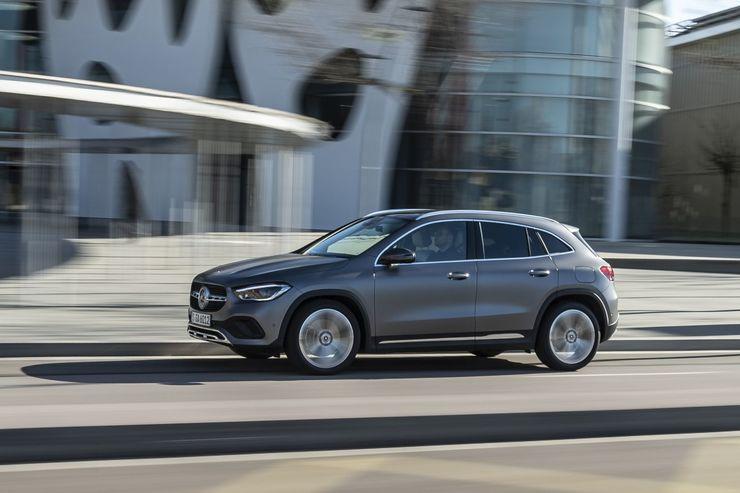2020 Mercedes GLA first test: Aim higher
