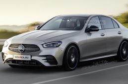 The new Mercedes C-Class 2021 (W206): With influences from S-Class