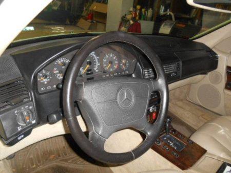 Benzillac Mercedes-Benz SL and Cadillac (5)
