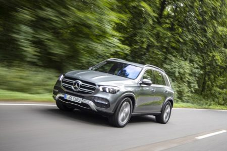 EQ Power (1) Mercedes-Benz GLE de