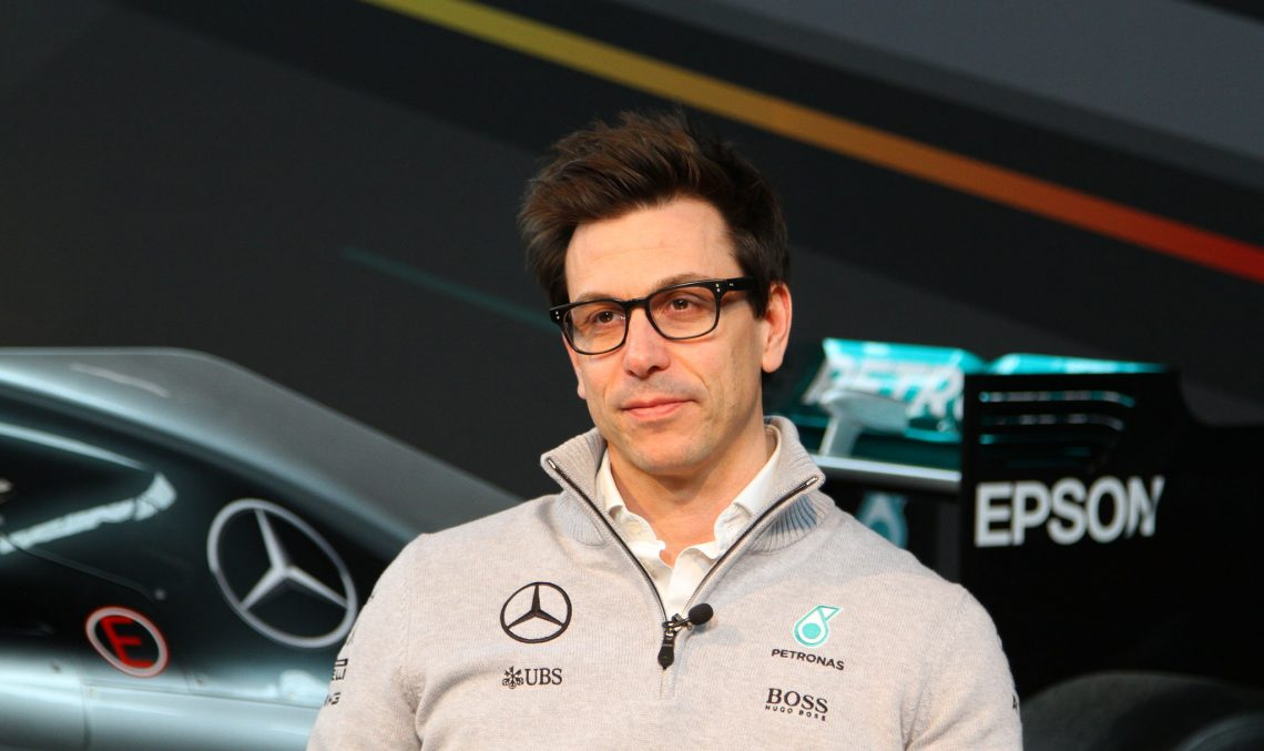 Head of Mercedes-AMG Petronas, Toto Wolff, becomes a shareholder in Aston Martin
