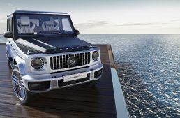 Mercedes-AMG G63 by Carlex Design looks like a luxury yacht