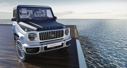 Mercedes-AMG G63 by Carlex Design looks like a luxury yacht