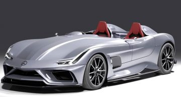 Mercedes-AMG GT Silver Echo pays tribute to Sir Stirling Moss