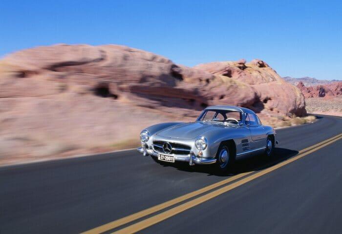 "Motor Klassik Awards 2020 – Mercedes-Benz 300 SL ""Gullwing"" wins race of preferences"