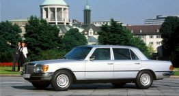 Mercedes-Benz 450 SEL 6.9 – The story that began 45 years ago