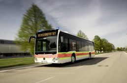 Daimler Buses converts Mercedes-Benz Citaro into special transportation for COVID-19 patients