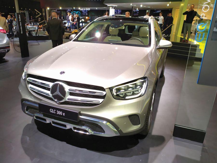 Mercedes GLC 300 e 4Matic