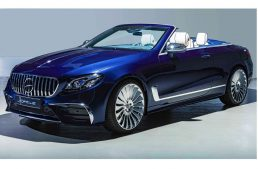 Hofele Design: Mercedes-AMG E 53 Cabriolet with Maybach aspirations