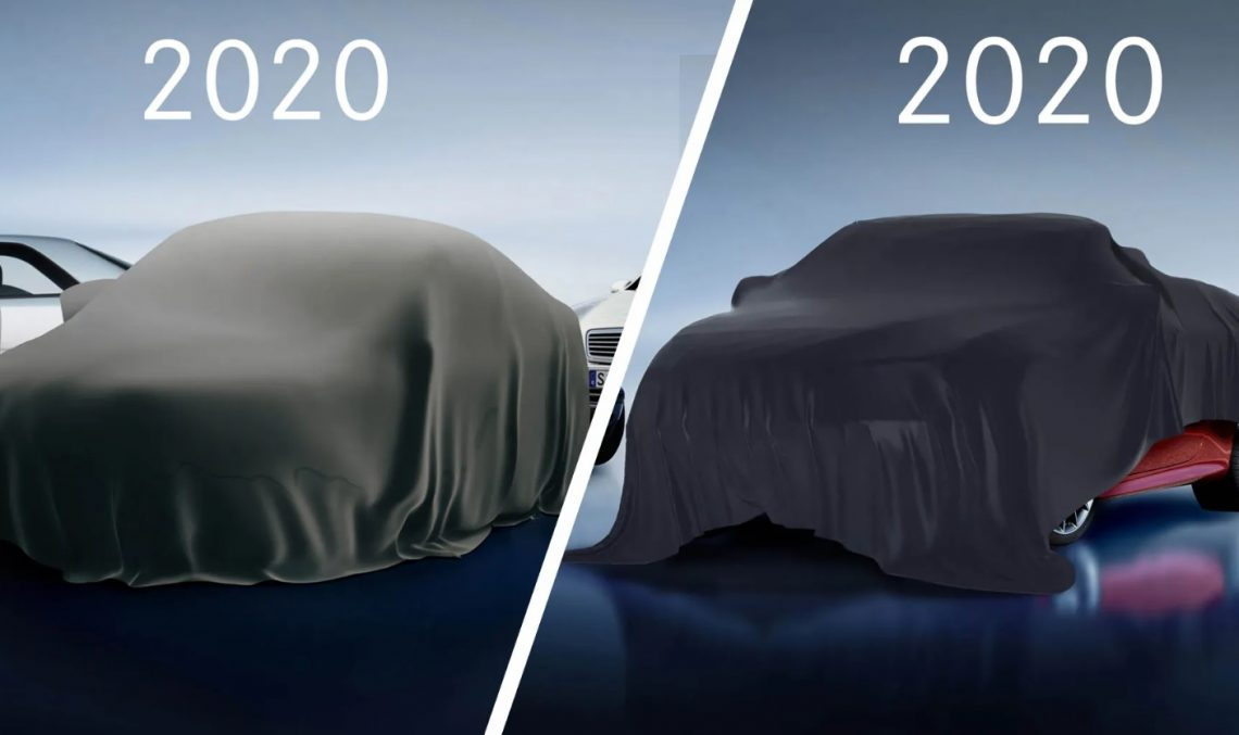 2020 Mercedes E-Class Coupe and Cabriolet facelift officially teased