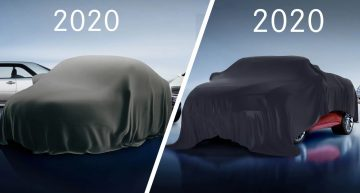 2020 Mercedes E-Class Coupe and Cabrio facelift officially teased