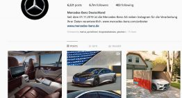 Mercedes-Benz Instagram account hacked, posts Nazi imagery and  photos of BMWs